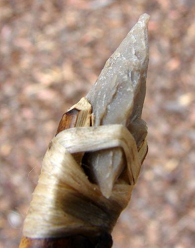 types of arrowheads modern