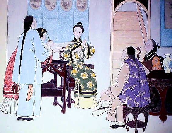 Matchmaking in ancient china