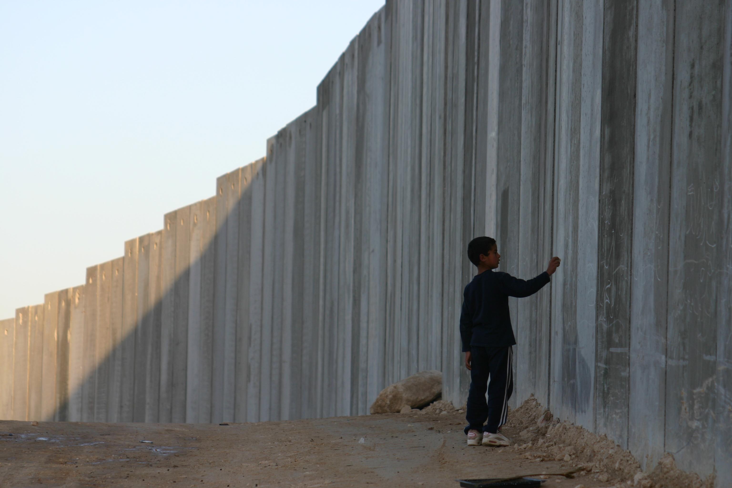 Wall: Gary Field's Photos Of Palestine